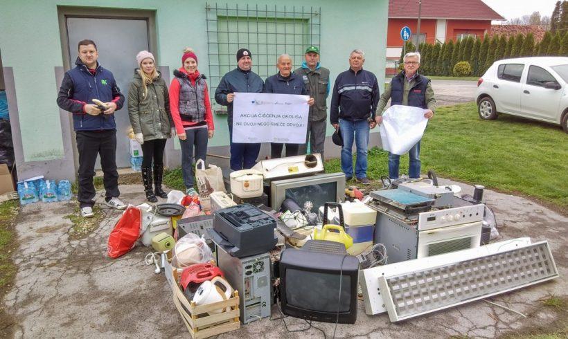 Akcije čišćenja okoliša